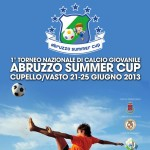 Abruzzo Summer Cup 2013, Cupello, locandina