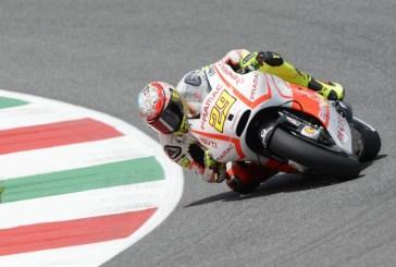 Solo un undicesimo posto per Andrea Iannone in GB