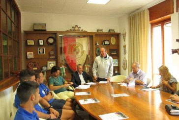 Conferenza stampa di presentazione per il Super Height Beach Soccer Tournament