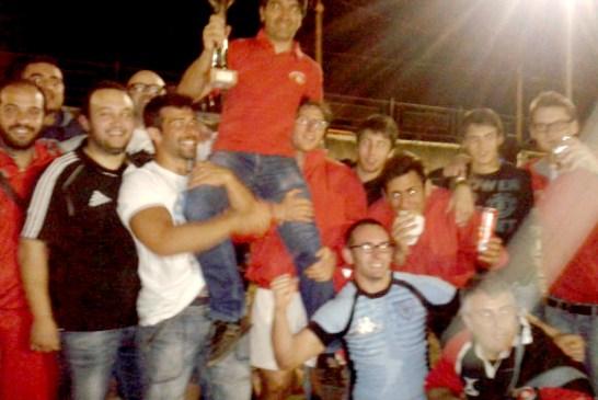 Vasto Rugby, 8 giu 13 a Sulmona, Notte Ovale vinta