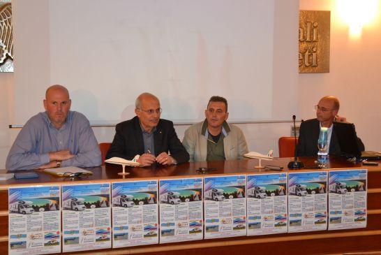 conferenza stampa-frecce tricolori-camper - 05