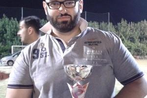 Alessandro Di Nella, capitano San Salvo Rugby, 13 lug 13