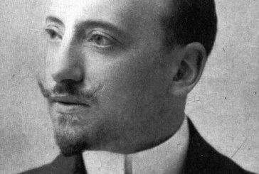 Gabriele D'Annunzio invano cercò di sedurla