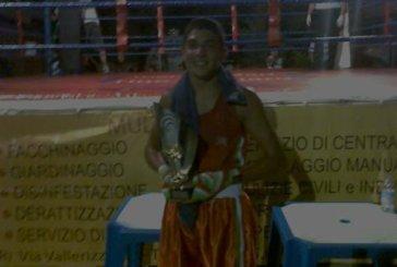 Buona prova di Luigi Alfieri al debutto con la Nazionale Junior Youth