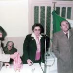 festa al circolo comunale pensionati in via Del Forno Rosso