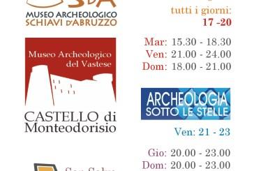 Comprensorio: è nata la rete dei Musei Archeologici del Vastese