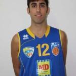 Federico Durini alla BCC Vasto Basket, 21 ago 13
