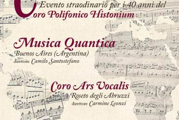 40° anniversario del Coro Polifonico Histonium