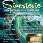 locandina Sinestesie 2013