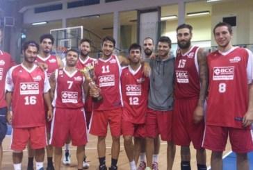 La Bcc Vasto Basket si aggiudica il Torneo di Isernia
