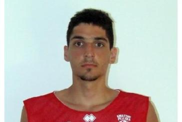 Bcc Vasto Basket, ingaggiato Gianluca Di Carmine