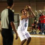 Silvio Marinaro, 20 anni, al tiro