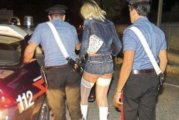 Giro di vite contro la prostituzione a Francavilla