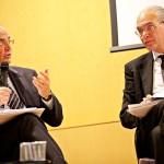 Alfredo Castiglione e Sergio Silvestrini