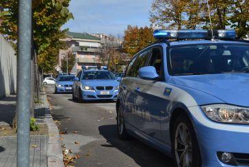 Controlli della Polizia a San Salvo