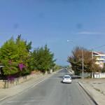 un tratto di via Grasceta