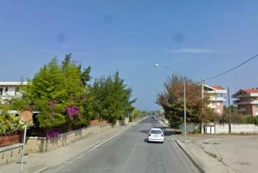 San Salvo: l'Amministrazione a caccia di soluzioni per combattere l'alta velocità in via Grasceta
