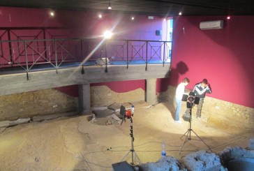 San Salvo: iniziati i lavori di restauro del mosaico di piazza San Vitale
