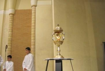 La reliquia del Beato Papa Giovanni XXIII a Vasto Marina