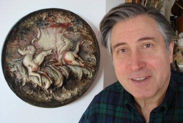 Mario Pachioli invitato alla prestigiosa Biennale d'Arte di Firenze