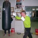 Stefano Ramundo in allenamento