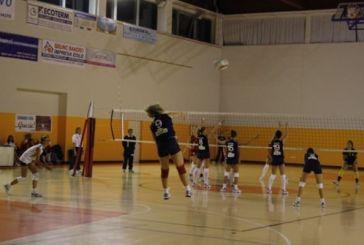 Volley: la BCC S. Gabriele consolida il secondo posto in classifica