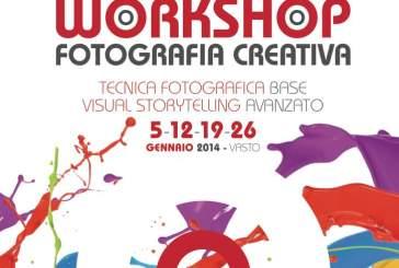 Workshop di fotografia creativa