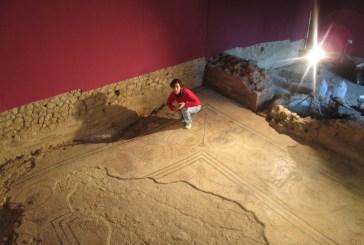 San Salvo: conclusi i lavori di restauro del mosaico in piazza San Vitale