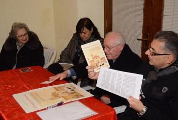 Presentato il nuovo libro di Lino Spadaccini dedicato alle processioni