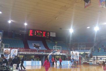 Si ferma a sei il numero di vittorie consecutive della Bcc Vasto Basket