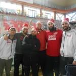 BCC Vasto Basket, festa 20 dic 2013