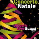 Concerto Coro Gospel 15.12.2013