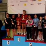 Gaia Smargiassi, podio nel doppio a Terni