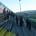 Vastese Calcio 1902, tifosi ad Avezzano 4 dic 2013