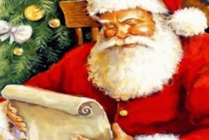 Vasto, partono dall'Ufficio postale di via Giulio Cesare le letterine per Babbo Natale