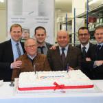 Inaugurazione filiale di Pescara