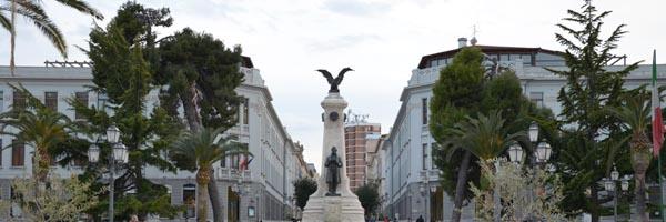 pini di Piazza Rossetti