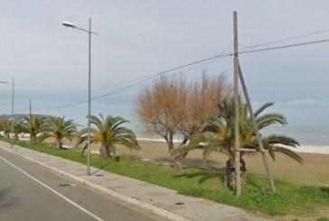 Costa dei Trabocchi, la Provincia chiede all'Enel di interrare i pali dell'energia elettrica