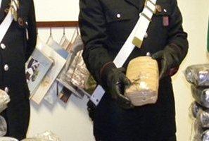 Droga, maxi sequestro dei Carabinieri a San Salvo