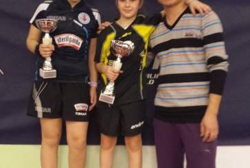 Gaia Smargiassi si aggiudica il Torneo Nazionale Giovanissimi di Terni