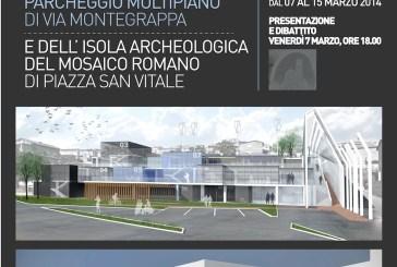 San Salvo: in mostra i progetti di riqualificazione di parcheggio multipiano e isola archeologica