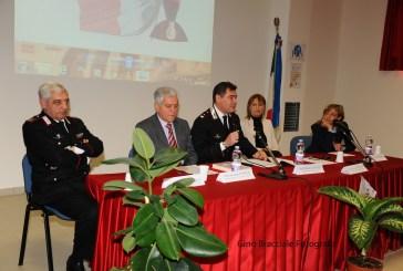 San Salvo: all'IPSIA si è parlato di legalità coi rappresentanti dell'Arma