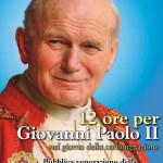 12 ore per Giovanni Paolo II