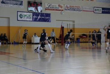 Volley: la BCC S. Gabriele vince ancora...ma che fatica