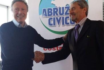E' ufficiale: Mario Olivieri si candida con Abruzzo Civico