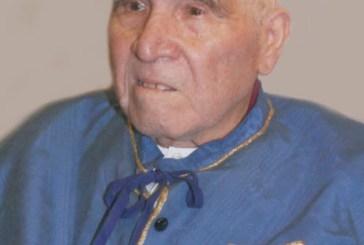 È scomparso Giuseppe Ruzzi, storico sacrestano di S. Maria