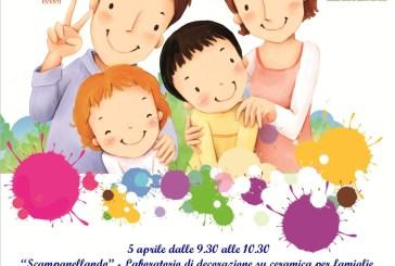 EmozionArti: un progetto artistico per famiglie al Girotondo