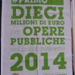 manifesto opere pubbliche 2014