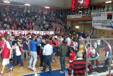 Playoff DnB, pathos Vasto Basket, la semifinale è tua