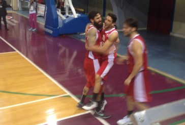 DnB, Impresa Vasto Basket, la prima semifinale è sua